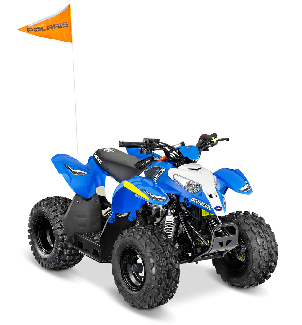 Mini Quad Polaris (7 à 10 ans)