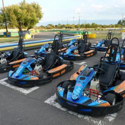 les petits sont champions au karting hérault number one
